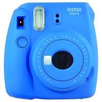 Appareil instantane Fujifilm Instax Mini 9 Bleu Cobalt