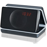 GENEVA XS WIRELESS Enceinte nomade Bluetooth - Noir