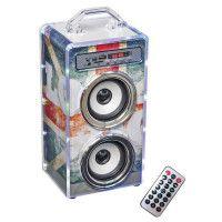 INOVALLEY DANCE CUBE Enceinte lumineuse Bluetooth decor UK