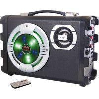 INOVALLEY KA14 Enceinte Karaoke Bluetooth - 30W
