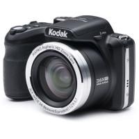 KODAK AZ361-BK Appareil photo numerique Bridge - 16 MP - Zoom x36 - Noir