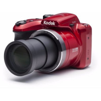 KODAK AZ365 Appareil photo numerique Bridge - 16 megapixels - Grand angle 24 mm - Rouge