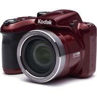 KODAK AZ401 ASTRO ZOOM Appareil photo numerique Bridge - 16 Megapixels - Zoom optique 40x - Rouge