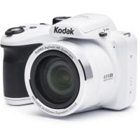 KODAK AZ401 ASTRO ZOOM Appareil photo numerique Bridge - 16 Megapixels - Zoom optique 40x - Blanc