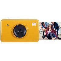 KODAK Mini Shot Appareil photo instantane - Ecran 1,7 - Bluetooth - 10 megapixels - Jaune