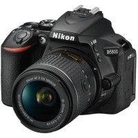 NIKON D5600 Appareil Photo Reflex + Objectif AF-P 18-55 VR