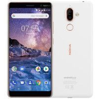 Nokia 7 Plus 64 Go Blanc