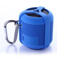WE Enceinte Sport Waterproof - Bluetooth - 3W - Bleu