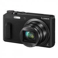 PANASONIC LUMIX TZ57 Noir - MOS 16 Megapixels Appareil photo numerique Compact