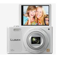 PANASONIC SZ10 blanc - CCD 16 Megapixels Appareil photo numerique Compact