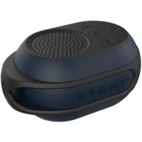 RYGHT POCKET 2 Enceinte Bluetooth Waterproof avec micro integre + lot daccessoires - 8h dautonomie - Black Marine