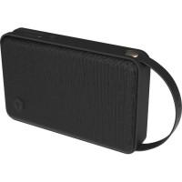 RYGHT NELIO Enceinte Bluetooth - 13h dautonomie - Portee 10 metres - Kit mains libres integre - Noir