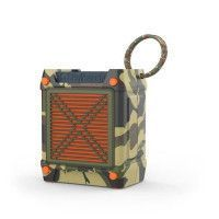 SKULLCANDY Speaker Bluetooth Portable Shrapnel - 12 h - Camo Vert et Orange