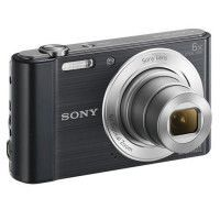SONY DSC-W810 Noir - CCD 20 MP Zoom 6x Appareil photo numerique Compact