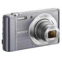 SONY DSC-W810 Compact Gris - CCD 20 MP Zoom 6x App