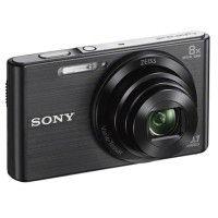 SONY DSCW830B Appareil photo numerique compact 20,1 megapixels - Noir