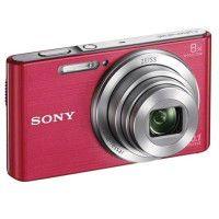 SONY DSCW830P Appareil photo numerique compact 20,1 megapixels - Rose