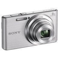 SONY DSC-W830 gris - CCD 20 MP Zoom 8x Appareil photo numerique Compact