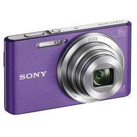 SONY DSCW830V Appareil photo numerique compact 20,1 megapixels - Violet