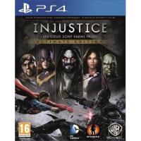 Injustice - les dieux Sont parmi nous - Ultimate Edition - Jeu PS4