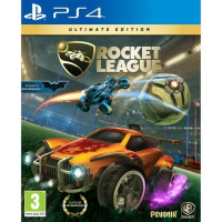 Rocket League Ultimate Edition Jeu PS4