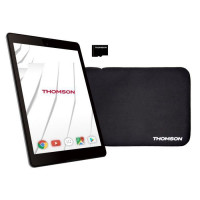 THOMSON Tablette Tactile - TEO9XSC16 - Ecran 9.7 FHD - RAM 2 Go - Android - CPU Rockship RK3288 - Stockage 16 Go - Wifi + BT