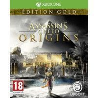 Assassins Creed Origins Edition Gold Jeu Xbox One