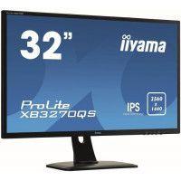 IIYAMA XB3270QS-B1 - Ecran 32 WQHD - Dalle IPS - 4ms - DisplayPort / HDMI / DVI