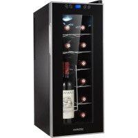 OCEANIC OCEACWC12LCD - Cave a vin de service - 12 bouteilles - Pose libre - Classe A - L 26 x H 65 cm