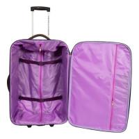 COMPAGNIE DU BAGAGE - Lot de 3 valises 51/61/71cm - Parme