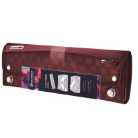 SAVEBAG Valise de cabine SQUARE pliable - 18L - Rouge