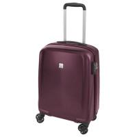 SAVEBAG Valise de cabine 4 roues MAGASKA - Serrure TSA - 35L - Violet