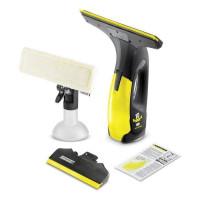 KARCHER Lave-vitres electrique sans fil WV2 Premium - 35 mn dautonomie - Edition Speciale Noire