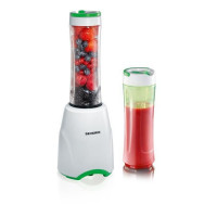 SEVERIN SM3735 Extracteur a nutriments Mix + Go - Blanc