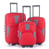 KINSTON Set de 3 valises trolley