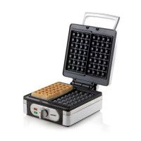 DOMO DO9183W Gaufrier electrique - Inox