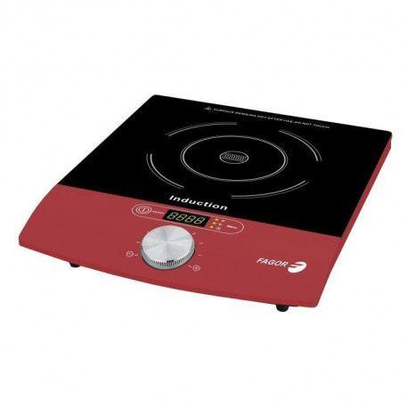 FAGOR 1831 Plaque de cuisson posable a induction - Rouge