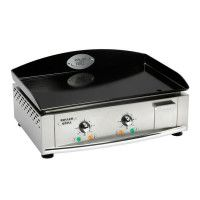ROLLER GRILL Plancha electrique emaillee 600E