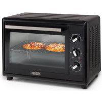 PRINCESS 01.112372.01.001-Mini four grill-35 L-1500 W-Fonction chaleur tournante-Noir