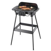SEVERIN PG8521 Barbecue electrique sur pieds - Noir