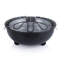 TRISTAR Barbecue electrique de table - Noir