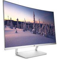 HP Ecran incurve 27 FHD 1 920 x 1 080 a 60 Hz - 5 ms - 300 cd/m2