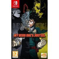 My Hero Ones Justice Jeu Switch