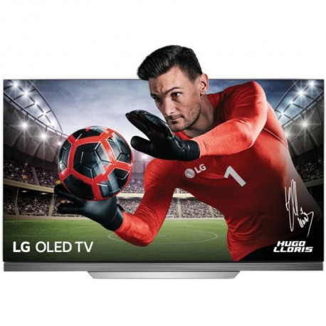 LG OLED65E7V TV OLED 4K UHD HDR Dolby Vision 164 cm 65 - Son Dolby Atmos - Smart TV - 4 x HDMI - 3 x USB - Classe energetique A