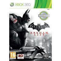 Batman Arkham City Jeu Xbox 360