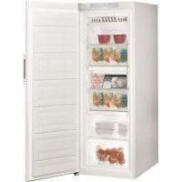 INDESIT ZIU6F1TW - Congelateur armoire - 222 L - Froid no frost - A+ - L 60 x H 167 cm