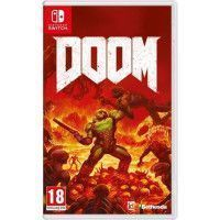 Doom - Jeu Nintendo Switch