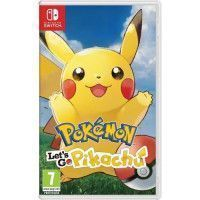 Pokemon : Lets go, Pikachu Jeu Switch Pokemon Go