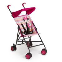 MINNIE Poussette canne Sun Plus Geo pink - Disney Baby
