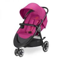CYBEX Poussette Citadine Agis M - Air3 B 3 roues - Passion Pink